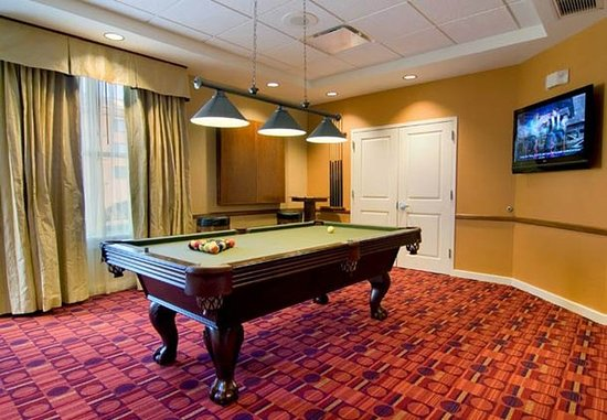 Residence Inn Roanoke Airport: Billiard Room