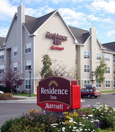 Residence Inn Anchorage Midtown: Exterior