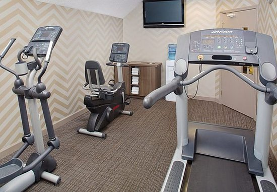 Residence Inn Detroit Troy/Madison Heights: Fitness Center