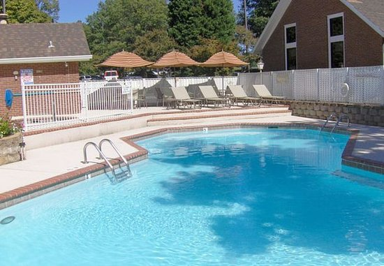 Residence Inn Charlotte South at I-77/Tyvola Road: Outdoor Pool