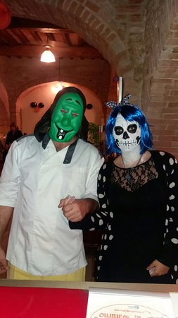 Luna di Saturno: Halloween party