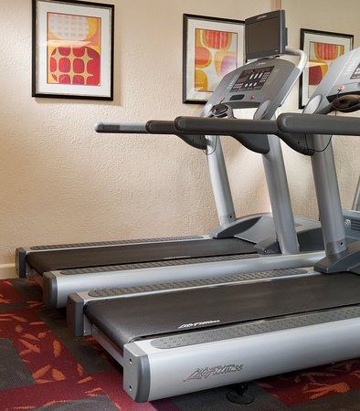 Residence Inn Dallas Las Colinas: Exercise Room