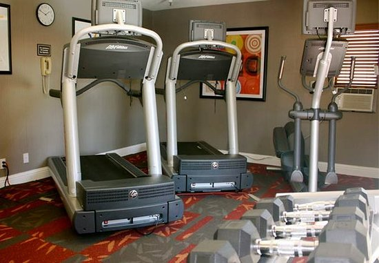 Residence Inn Livermore Pleasanton: Fitness Center