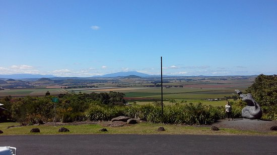 Atherton, Αυστραλία: View over the tablelands