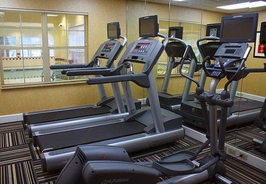 Residence Inn Springdale: Fitness Room