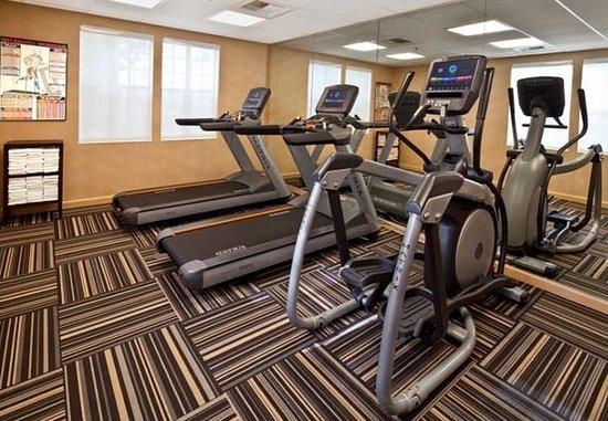Residence Inn Anaheim Hills Yorba Linda: Fitness Center