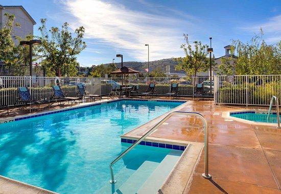 Residence Inn San Diego Rancho Bernardo/Scripps Poway: Outdoor Pool