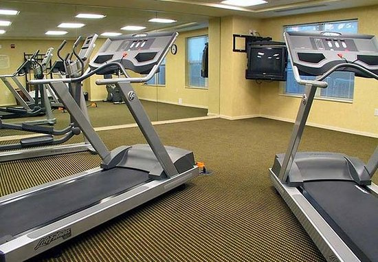 Residence Inn Rochester Mayo Clinic Area: Fitness Center