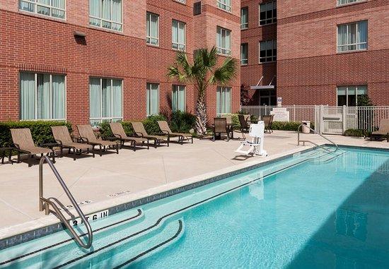 Residence Inn Houston West/Energy Corridor: Outdoor Pool