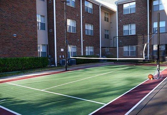 Residence Inn Dallas Richardson: Sport Court