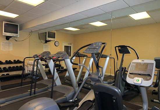 Residence Inn Portland North Harbour: Fitness Center