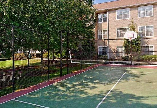 Residence Inn Knoxville Cedar Bluff: Sport Court