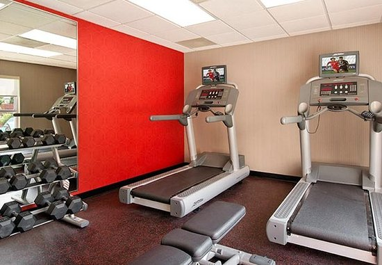 Residence Inn Knoxville Cedar Bluff: Fitness Center