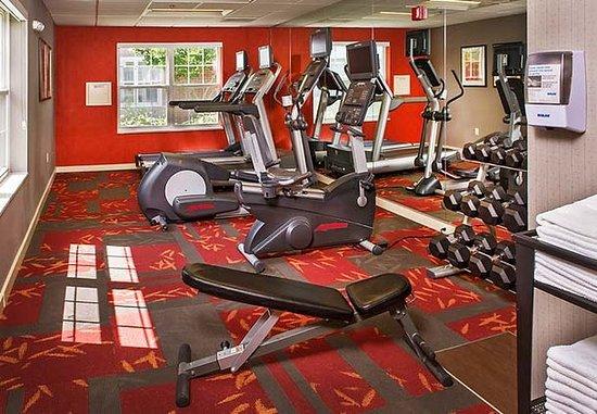 Residence Inn Fair Lakes Fairfax: Fitness Center
