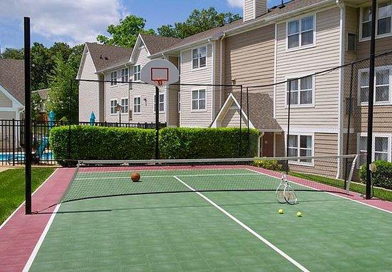 Residence Inn Fair Lakes Fairfax: Sport Court