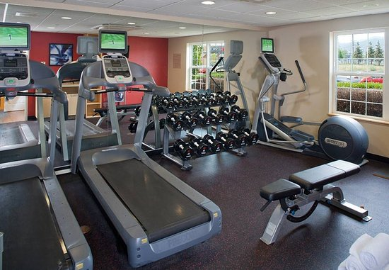 TownePlace Suites Medford: Fitness Center