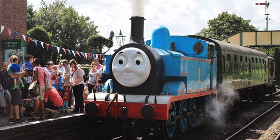 Day Out With Thomas - オルトン...