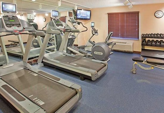 TownePlace Suites Tempe at Arizona Mills Mall: Fitness Center