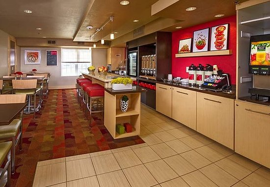 TownePlace Suites Chantilly Dulles South: Breakfast Area