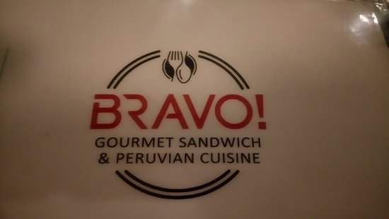 Wilton Manors, FL: Bravo Gourmet Sandwich & Peruvian Cuisine
