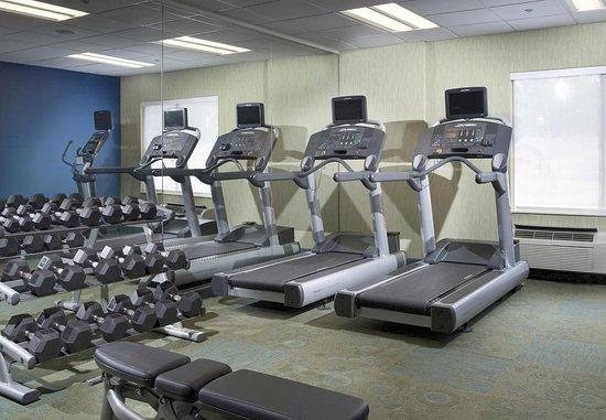 SpringHill Suites Atlanta Alpharetta: Fitness Center