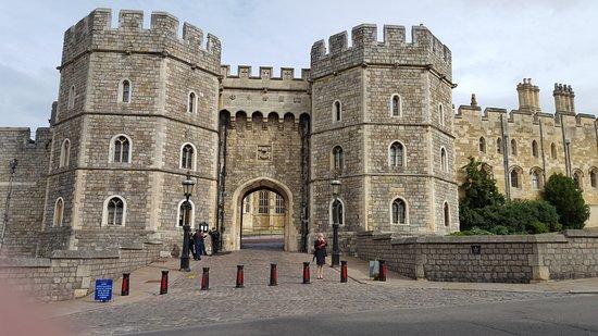 Istana Windsor: Exteriores castillo de winsor