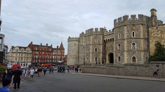 Istana Windsor: Pueblo y castillo de winsor