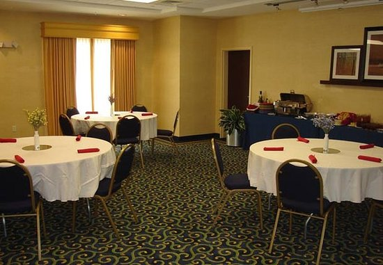 SpringHill Suites Houston Katy Mills: Meeting Room