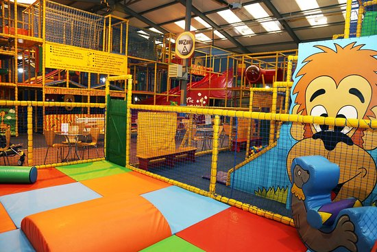 Kildare, Ireland: The Playbarn