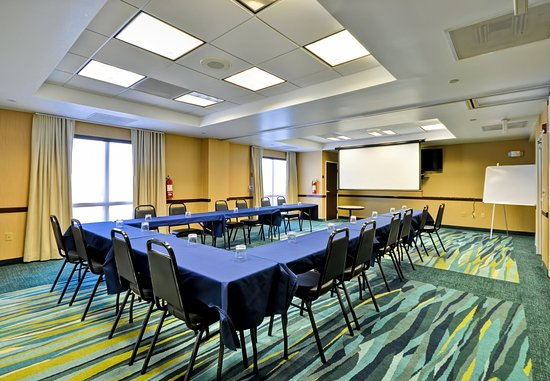SpringHill Suites Austin Round Rock: Meeting Space - U-Shape Setup
