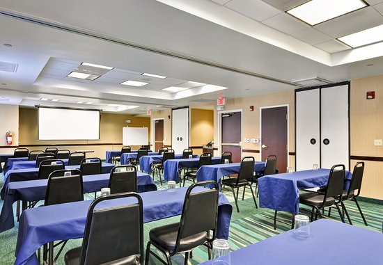 SpringHill Suites Austin Round Rock: Meeting Space