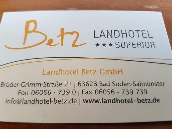 Bad Soden-Salmunster, Germany: 20161103_131423_large.jpg
