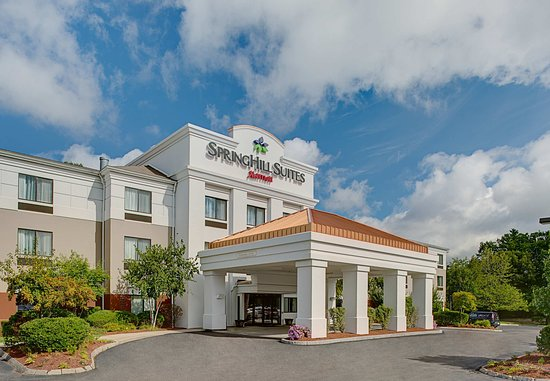 SpringHill Suites Manchester-Boston Regional Airport