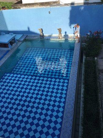 Balita Beach Resort Kuta : Swimming pool
