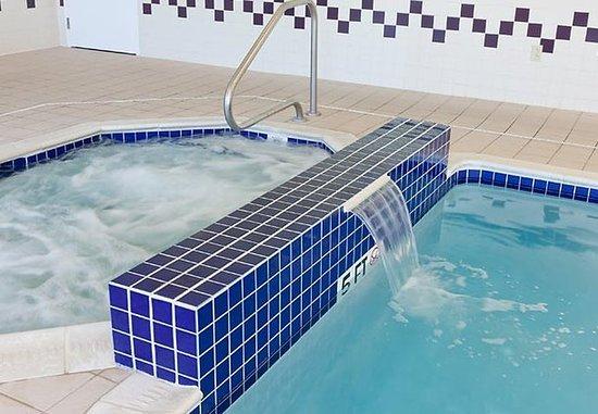 SpringHill Suites Cleveland Solon: Indoor Spa