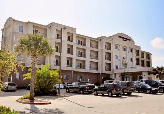 SpringHill Suites Galveston Island Hotel