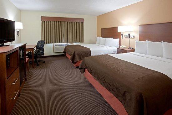 AmericInn Lodge & Suites Bismarck: Americ Inn Bismarck Standard Double