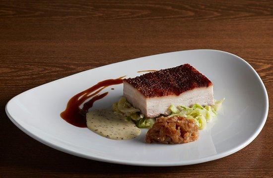 Marinas Grill: Pork Belly