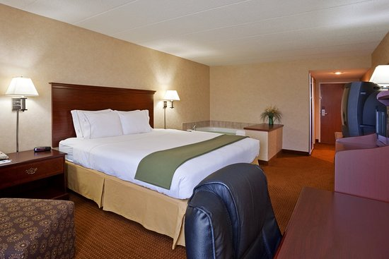 Tiffin, OH: Jacuzzi Suite