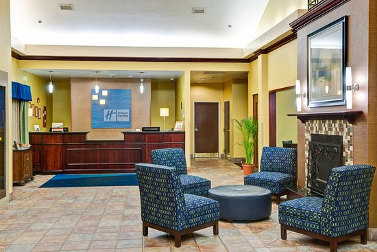 Holiday Inn Express Hotel & Suites Christiansburg: Welcome to an enjoyable stay in Christiansburg, VA