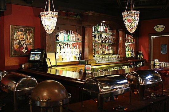 Holiday Inn Alexandria: Rudy's Redeye Grill