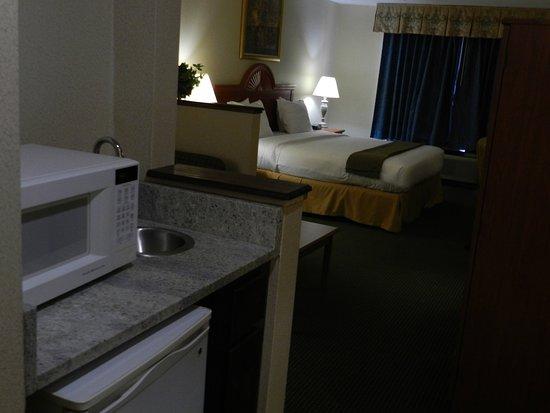 Anderson, SC: Suite w wet bar