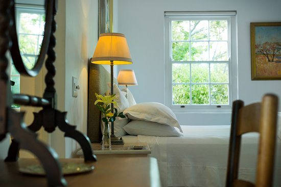 Akademie Street Boutique Hotel and Guest House: Uitsig