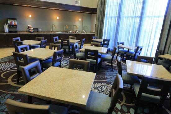 Milpitas, Californien: Guest Dining Lounge