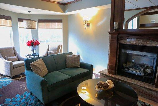 Milpitas, Californien: Guest Lounge