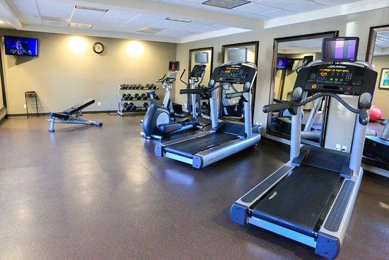 Milpitas, Californien: Fitness Center