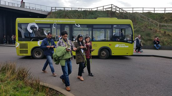 Giant's Causeway Visitor Centre: 20161030_141455_large.jpg