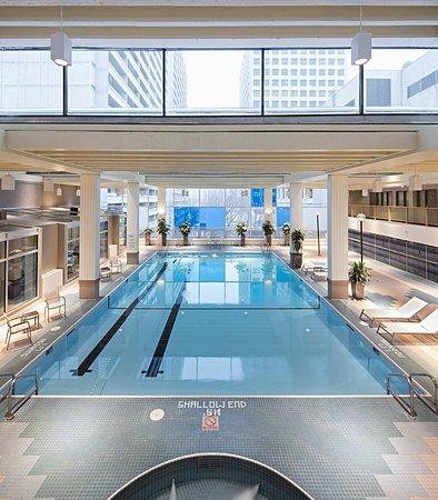 Delta Hotels by Marriott Winnipeg: Odyssey Indoor Pool