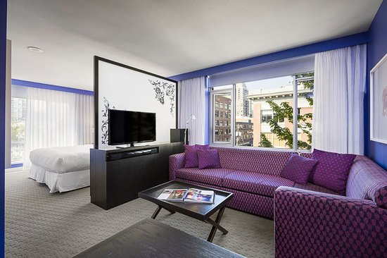 Opus Hotel: Executive Suite