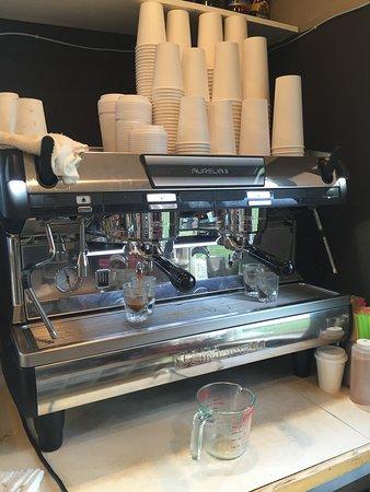 Overboard Espresso